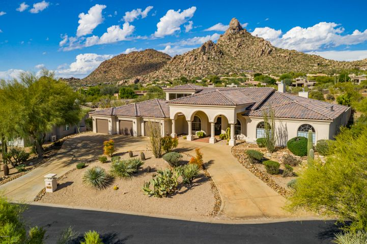 10452 E QUARTZ ROCK Road, Scottsdale, AZ 85255