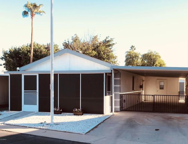 10701 N 99TH Avenue, 165, Peoria, AZ 85345