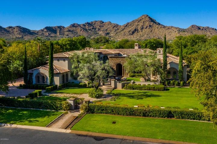 7714 N Calle Caballeros, Paradise Valley, AZ 85253