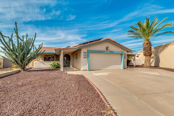 26424 S HOGAN Drive, Sun Lakes, AZ 85248