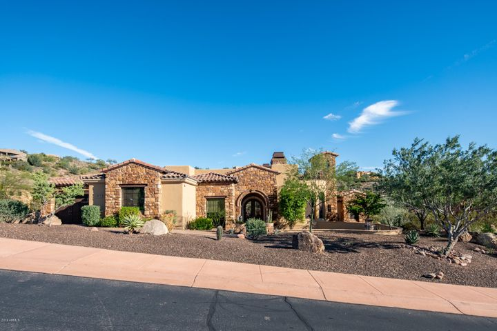 9725 N FIRERIDGE Trail, Fountain Hills, AZ 85268