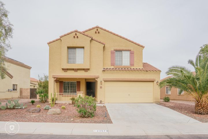 23574 W BOWKER Street, Buckeye, AZ 85326