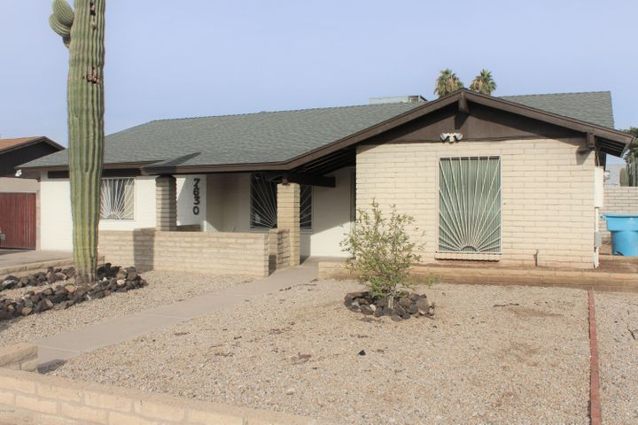 7630 W HEATHERBRAE Drive, Phoenix, AZ 85033