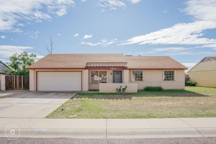 7213 W SIERRA Street, Peoria, AZ 85345