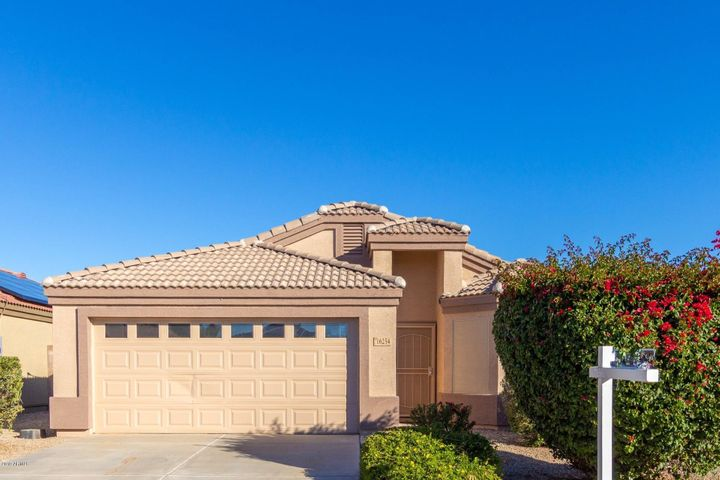 16254 W PORT AU PRINCE Lane, Surprise, AZ 85379