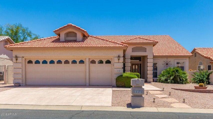 11131 E ELMHURST Drive, Sun Lakes, AZ 85248