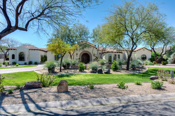 5017 E TOMAHAWK Trail, Paradise Valley, AZ 85253