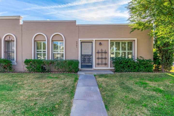 5961 E THOMAS Road, Scottsdale, AZ 85251