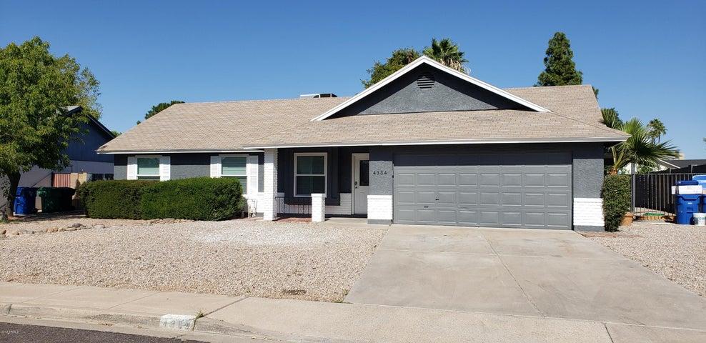 4334 E DES MOINES Street, Mesa, AZ 85205