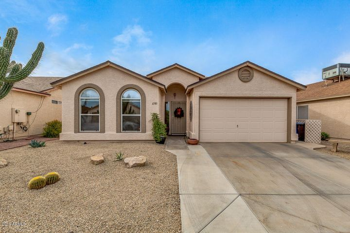 6580 S CYPRESS POINT Drive, Chandler, AZ 85249