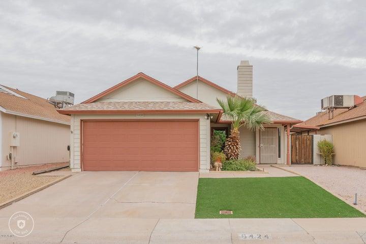 6424 W BECKER Lane, Glendale, AZ 85304
