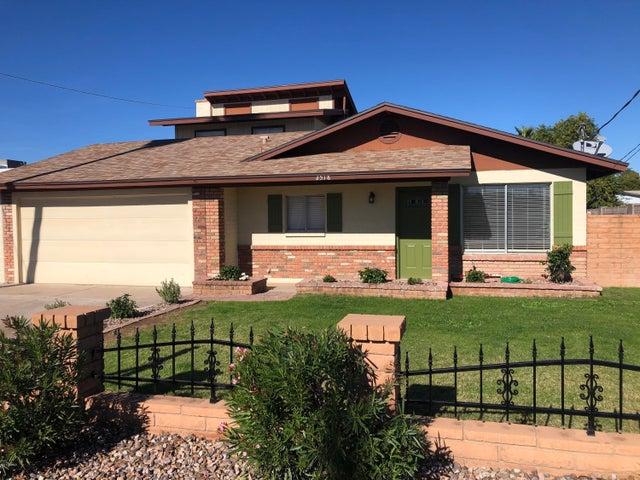 2518 E MCARTHUR Drive, Tempe, AZ 85281