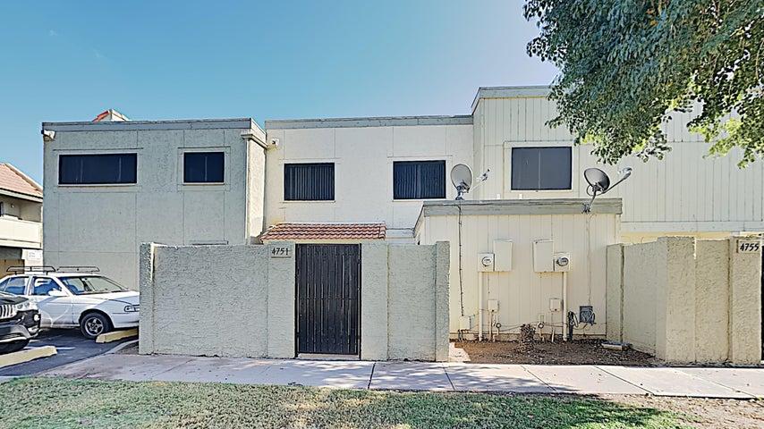 4751 W PALO VERDE Drive, Glendale, AZ 85301