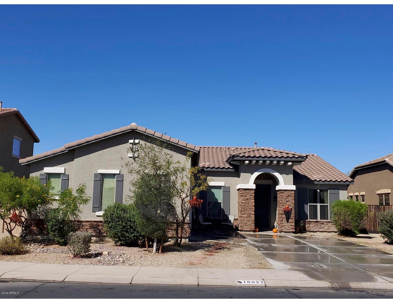16052 W COCOPAH Street, Goodyear, AZ 85338