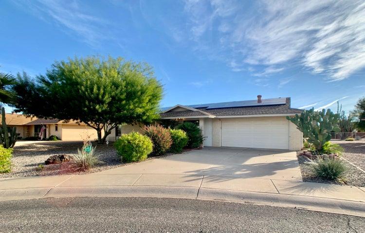 21015 N PALM DESERT Drive, Sun City West, AZ 85375