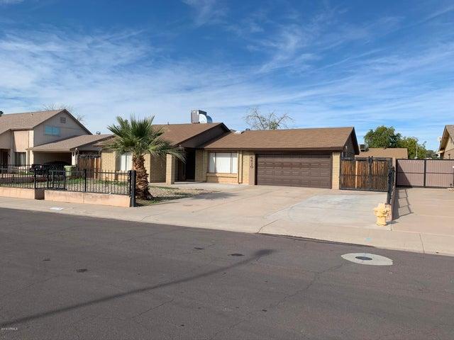 6410 W SUNNYSLOPE Lane, Glendale, AZ 85302