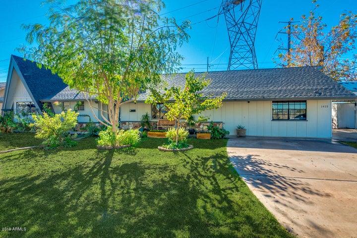 1415 E DOVER Street, Mesa, AZ 85203