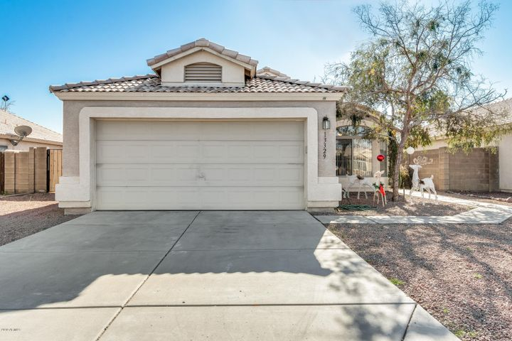 13329 W SAGUARO Lane, Surprise, AZ 85374