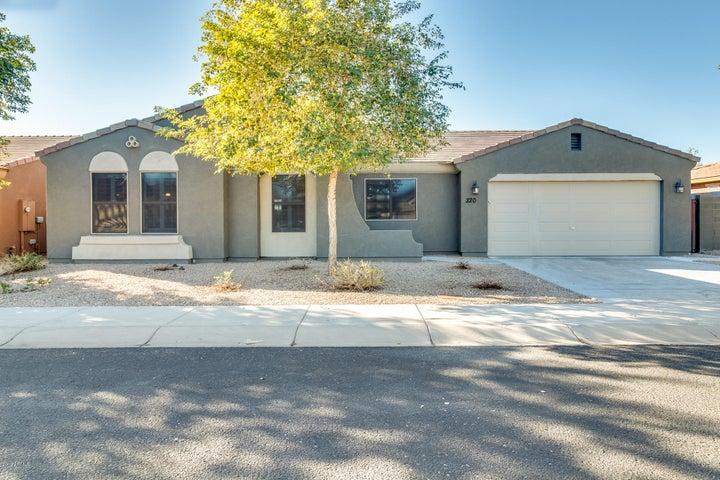 220 N WESLEY, Mesa, AZ 85207