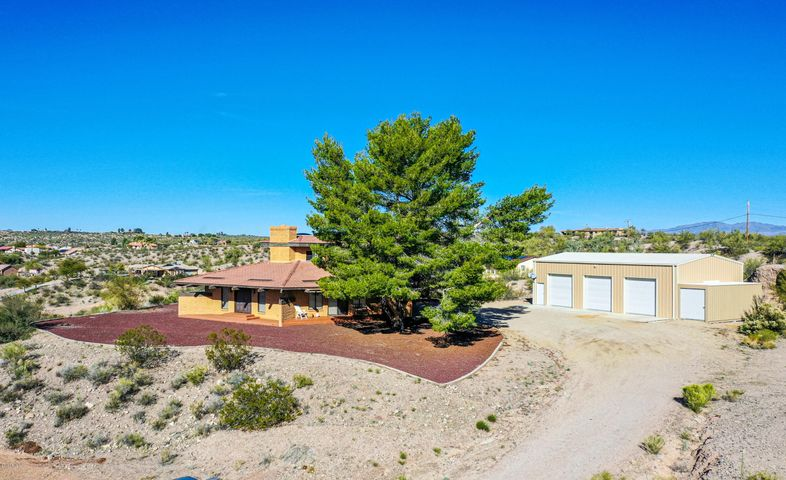 Mackey Real Estate Team Aerial View2
