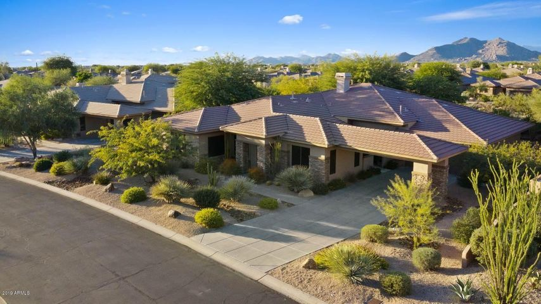 7732 E PONTEBELLA Drive, Scottsdale, AZ 85266