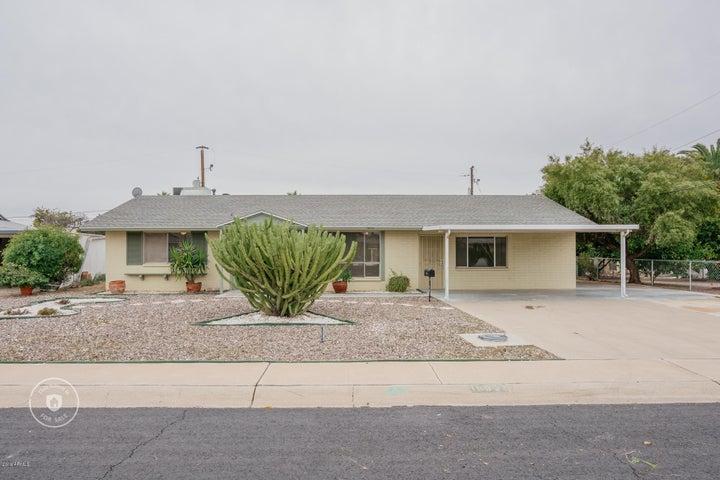 10321 W CHERRY HILLS Drive, Sun City, AZ 85351