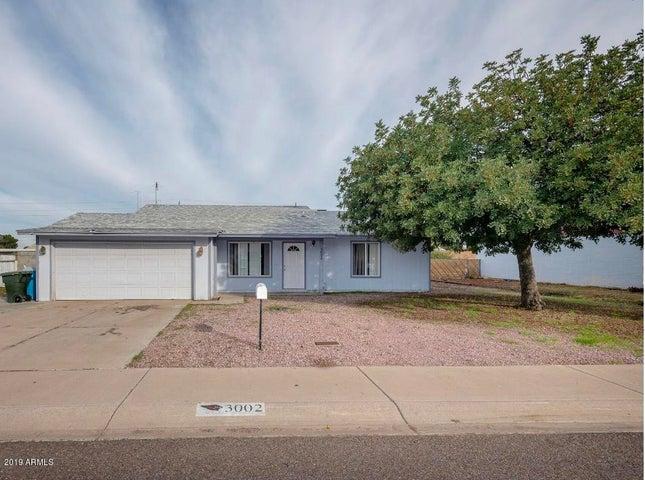 3002 W MURIEL Drive, Phoenix, AZ 85053