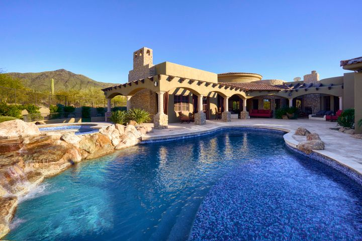 5498 E BUTTE CANYON Drive, Cave Creek, AZ 85331