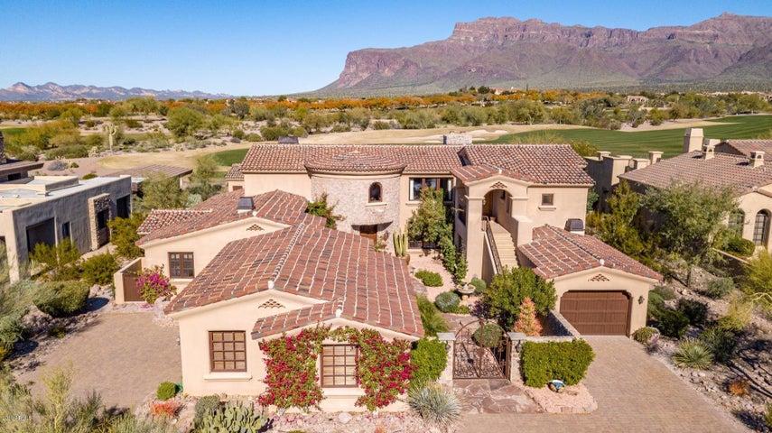 7782 E WILDERNESS Trail, Gold Canyon, AZ 85118