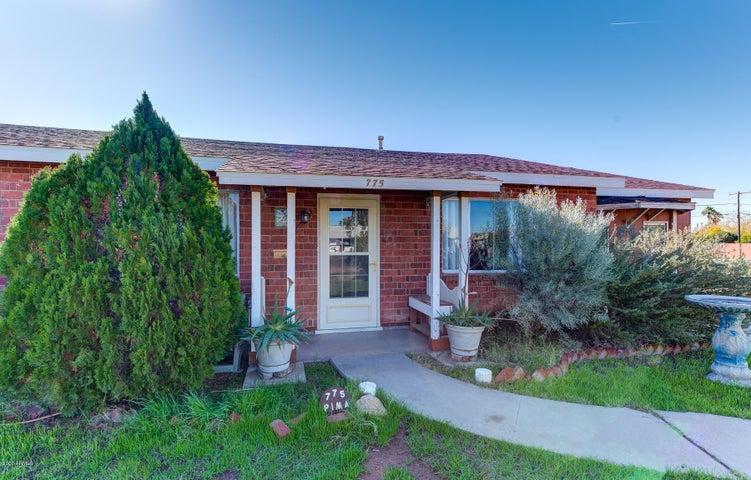 775 W Pima Avenue, Coolidge, AZ 85128