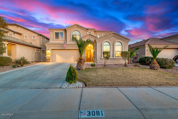 3081 S 160TH Lane, Goodyear, AZ 85338