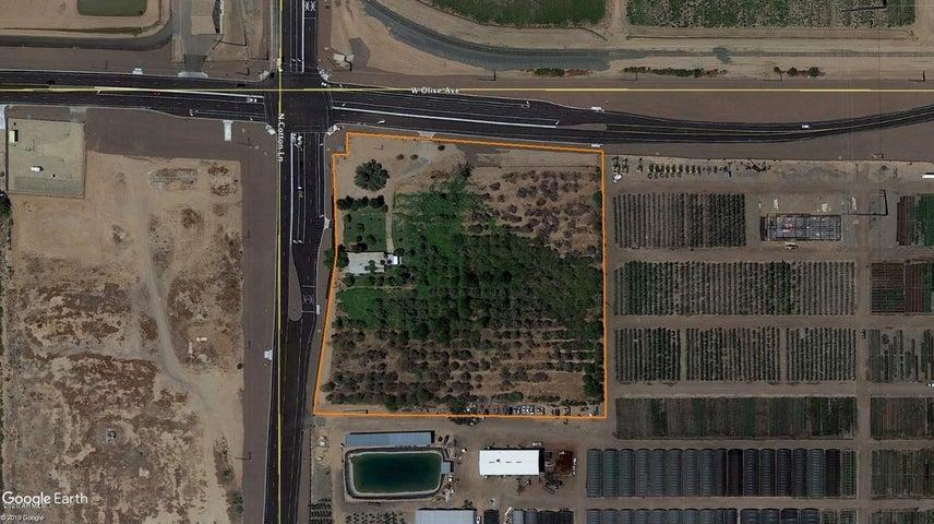 8925 N COTTON Lane, -, Waddell, AZ 85355