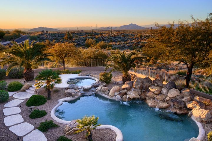 10598 E Troon North Drive, Scottsdale, AZ 85262