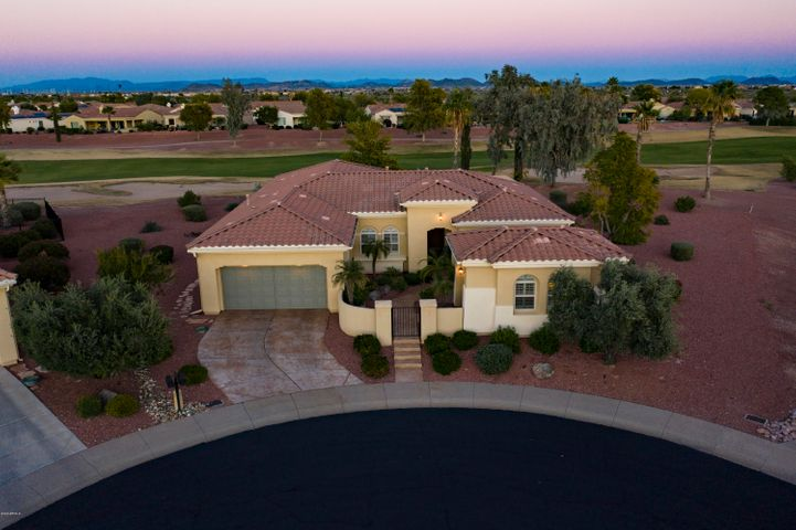 12804 W SANTA YNEZ Drive, Sun City West, AZ 85375