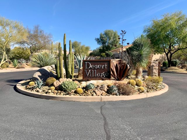 Desert Village Gated Community