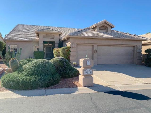 9221 E DIAMOND Drive, Sun Lakes, AZ 85248