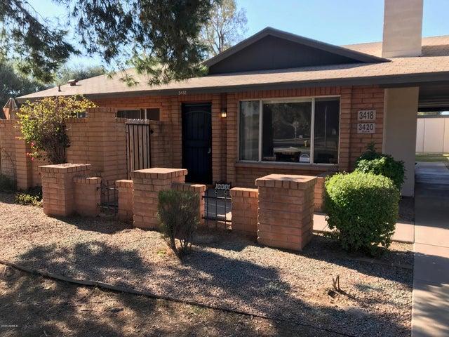 3418 S HARDY Drive, Tempe, AZ 85282