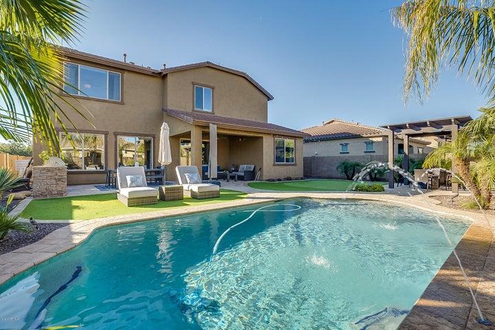 2886 E PALMDALE Lane, Gilbert, AZ 85298