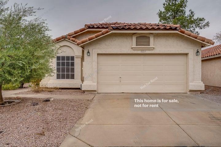 1037 W CANTEBRIA Drive, Gilbert, AZ 85233