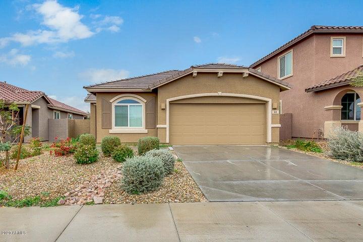 68 N 196TH Lane, Buckeye, AZ 85326