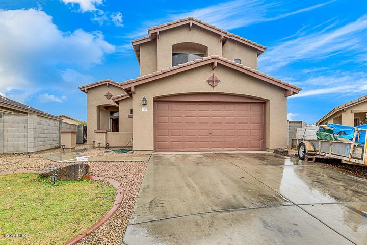 5802 S 53RD Lane, Laveen, AZ 85339