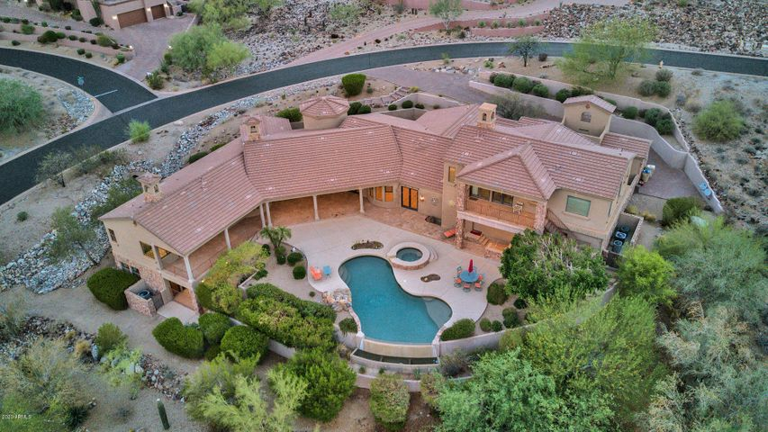 9245 N CRIMSON Canyon, Fountain Hills, AZ 85268