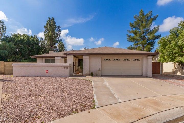 1441 W JUANITA Avenue, Mesa, AZ 85202