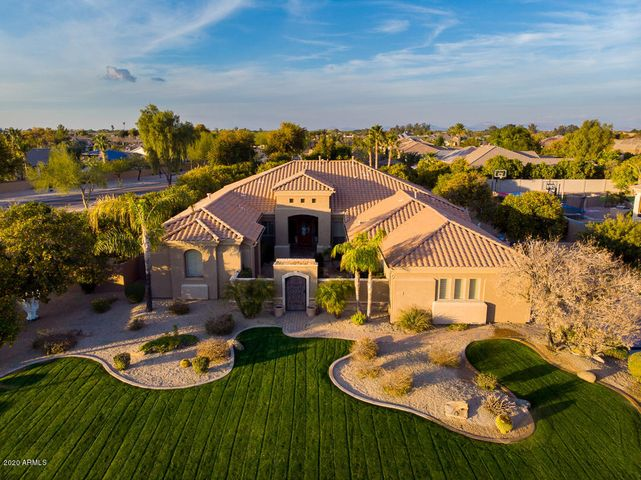 4540 E COLLINWOOD Drive, Gilbert, AZ 85298