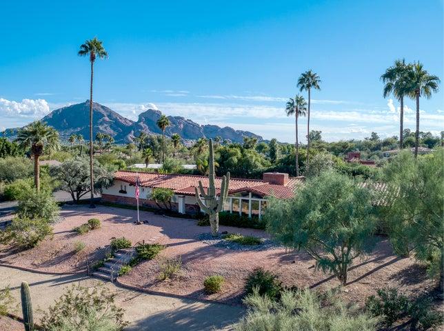 4621 E CRYSTAL Lane, Paradise Valley, AZ 85253