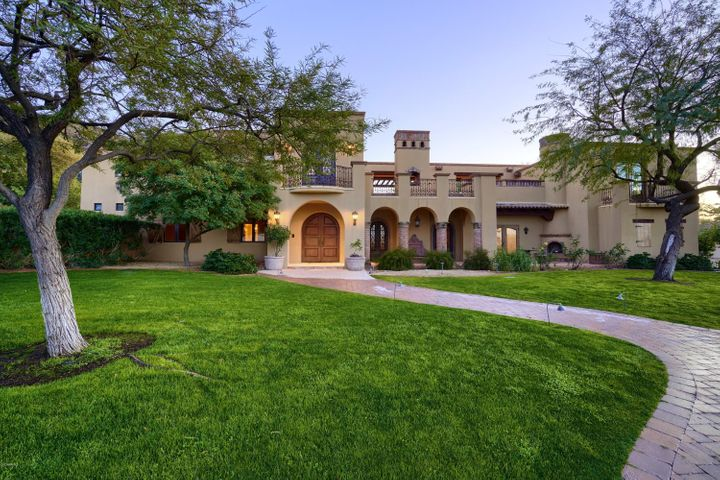 5239 E Roadrunner Road, Paradise Valley, AZ 85253