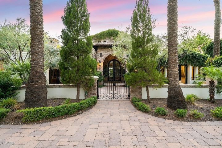 Welcome home! This gorgeous home has 4 bedrooms, 7 baths and plenty of space to entertain both inside and outside.