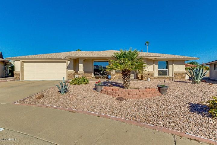 9912 W OAKSTONE Drive, Sun City, AZ 85351