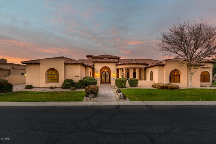 2838 E LOCUST Drive, Chandler, AZ 85286