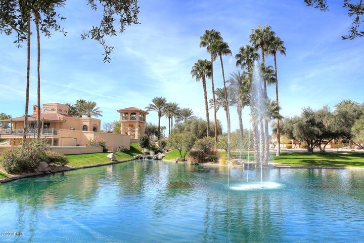Beautiful community - with several pools and amenities